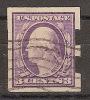 Estados Unidos U 0169d (o) Washintong. 1908. - United States