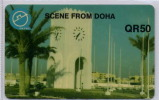50Qr Scene From Doha - Qatar