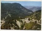 CPM - Col De CABRE (05) Le Sommet Du Cal De Cabre Et Le Refuge, Au Delà, Les Monts Du Diois Et La Drôme - France