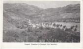 Guam Coastline, Town View, On C1940s Vintage Postcard - Guam