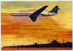 AVIATION : SABENA - CARAVELLE - 1946-....: Moderne