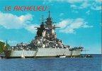 CPA-1974-NAVIRE DE  GUERRE-CUIRASSE-LE RICHELIEU-- TBE - Warships
