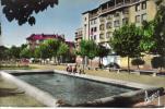 CPSM STAINS (Seine Saint Denis) - La Place Pointet - Stains