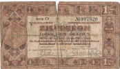 NETHERLANDS BANKNOTE 1 GULDEN 1938 - Paesi Bassi