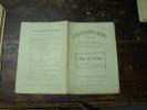 N° 163  Du  12 Novembre 1910             MON AMI TEDDY    Par  André Rivoire  Et Lucien Besnard - Théâtre