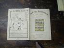 N° 15  Du  7 Juin 1913      LE TROUBLE-FÊTE------------- -La   GLOIRE  AMBULANCIERE - Théâtre