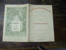 N° 64  Du  23 Mai 1914                LE DEMON DE MIDI          2ème Partie - Théâtre