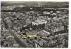 CPSM Grand Format 10 X 15 Cm  FRANCE Vue Aérienne  ROANNE  Vue Generale L' Hotel De Ville Et Le Theatre    --be 113 - Roanne