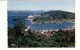 Carte 1960 PRESQU'ILE DE SAINT MANDRIER : Vue Aérienne Le Port (environs De Toulon ) - Saint-Mandrier-sur-Mer