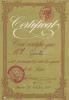 """18553 Carte Postale """"certificat Ginette S'est Promenée Sur Les Quais Seine. 1971 - Publistar 3"""