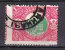 AP975 - STATI INDIANI , CHARKHARI : 1 Rupia Con Centro DECALCATO Used - Charkhari