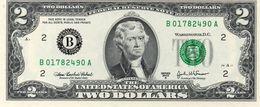 STATI UNITI BANCONOTA DA 2 DOLLARI 2003 Unc Vedi Foto - Etats-Unis