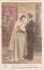 18560 Couple Mariage . Jour Heureux Mariage Ciel Envoie Bonheur Partage . AC 2262 Triomphe - Chasse