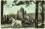AUSTRIA - WIEN / VIENNA , Kaiser Franz Josef I. K.u.K. Hofmuseum, Old Postcard - Wien