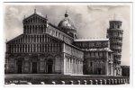 PISA - Duomo. Formato Piccolo. Viaggiata (non Leggibile L'anno, Ma Fine Anni '30/inizio '40) - Pisa