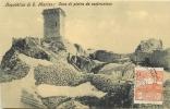 SAINT MARIN OU SAN MARINO CAVE DI PIETRA DA COSTRUZIONE - San Marino
