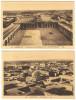 Tunisie     Kairouan     4  Cartes  Grande Mosquée - Islam