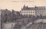 18579 Fougères Pensionnat  De Rillé. Coté Jardins. 156 Sorel ! état Décollée! Sourds Muets