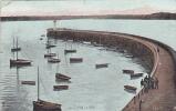 18581  Saint Malo Le Môle. 755 LV.  1912 Colorisée - Saint Malo