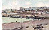 18584 Saint Malo Bassin à Flot Vue Prise Casino . 738 LV Colorisée
