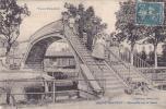 18595 Toul Illustre - Saint Mansuy - Passerelle Sur Le Canal - Prathernon -chien Gendarme écluse - Toul