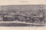 18598 EPERNAY - Vue Générale Tour Union Champenoise ; Bords Marne. Bracquemart.