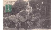18605 La Gouesnière Visite à La Grotte Par Le R. P. Ollivier -4752 Germain.