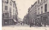 18607 Le Mans ( France 72 ) Rue Nationale. 181 Barbier éd. Atelier Horlogerie Bigot Optique, Chocolat Danoy - Magasins