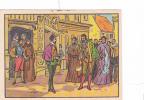 18610 Chocolaterie La Suisse Normande, Paris. Souverains Chefs France N° 44 Henri II Duc Guise Blois. Texte Guillardot - Chocolat