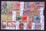Belgien: Lot Von Alten Marken Meist Gestempelt, Katalogpreis 368,--EUR !! - Sammlungen