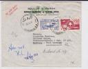 LIBAN - 1959 - ENVELOPPE COMMERCIALE Par AVION De BEYROUTH  Pour HAMBURG - Liban