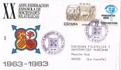 Carta Madrid 1983, Aniversario FESOFI. Carro Romano - 1931-Hoy: 2ª República - ... Juan Carlos I