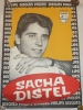 Affiche - Sacha DISTEL -  Disques Philips - 40 Cm X 28,5 Cm - Posters