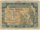 1 Peseta 1940, Banco España, Hernan Cortés - [ 3] 1936-1975 : Régence De Franco