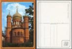 Ak Deutschland - Weimar  - Russische Kapelle,  Kirche,church - Kirchen U. Kathedralen