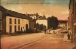 Messancy - Route De Longwy, Pensionnat Des Soeurs Franciscaines ( Carte Colorisée ) - Messancy