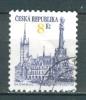 Czech Republic, Yvert No 18 - Gebruikt