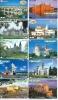 10 X Cartes Japon * Site Touristique (1) 10 X Japan Prepaid Cards TOURIST * 10 Karten TOURISTISCH - Colecciones