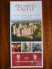 Arundel Castle West Sussex 2011 Leaflet Brochure Flyer Handbill - Werbung