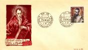 FDC Spain - Saint Paul By El Greco - Scott # 1154 - FDC
