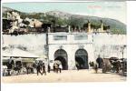 Gibraltar Casemates Gates - Gibilterra