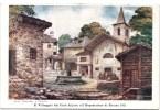 ESPOSIZIONE DI TORINO 1911 IL VILLAGGIO DEL CLUB ALPINO ITALIA ITAMIE ESPOSIZIONI - Esposizioni