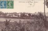 ANTONY : Les Pavillons Des Morteaux - RARE CPA - Cachet De La Poste 1926 - Antony