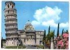 PISA - Torre Pendente E Abside Del Duomo. Viaggiata 1960 - Pisa