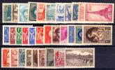 Année 1939 Complète XX - Du N° 419 Au N° 450 - France