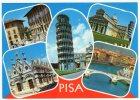 PISA - Vedute Varie. Non Viaggiata - Pisa