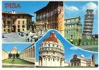 """PISA - Vedute Varie. Scuola """"Normale"""", Duomo, Torre Pendente. Non Viaggiata - Pisa"""