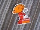 KRUPS Electro Ménager  Autocollant Sticker - Publicités