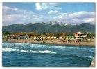 FORTE DEI MARMI (LUCCA) - Spiaggia. Viaggiata 1967 - Lucca