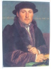Holbein, Hans The Duisburg Merchant Dirck Tybis Kunsthistorisches Museum Vienna Art Postcard - Schilderijen